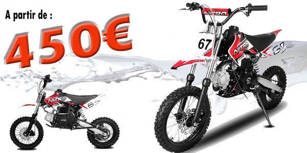 achat de dirt bike neuf. Black Bedroom Furniture Sets. Home Design Ideas