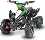POCKET QUAD PYTHON DELUXE 49CC 6 POUCES 2 TEMPS E-START