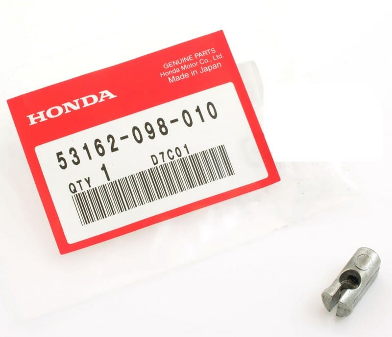 SUPPORT CABLE ACCELERATEUR HONDA DAX ST70 6V HONDA ref : 53162-098-010