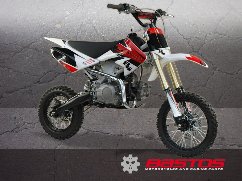 DIRT BIKE BS 125 C BASTOS 2018 BASTOS ref : BS125C
