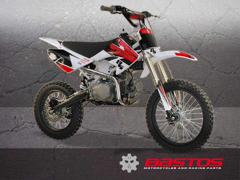 DIRT BIKE BS 140C BASTOS 14/17 EDITION 2020 BASTOS ref : BS140C14-17