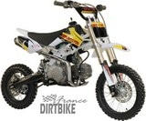 DIRT BIKE BS 125 BASTOS