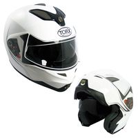 CASQUE INT�GRAL NEIL WHITE : XXL