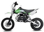 DIRT BIKE 110CC STORM 12-10P AUTOMATIQUE E-START V2