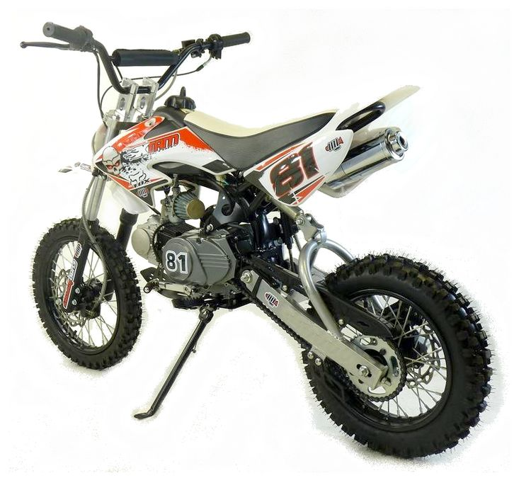 Dirt Bike 110 XT-R 110CC 12-14 P 2017
