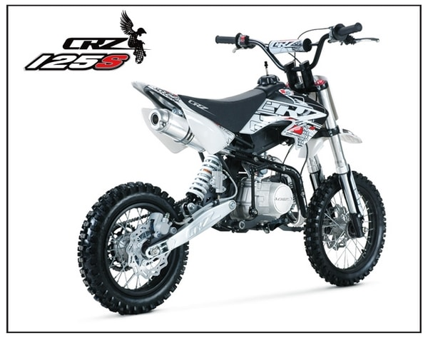 DIRT BIKE CRZ 125 S 2011 dispo  25 a�ut fabricant CRZ
