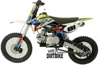 DIRT BIKE 125 XTR-PH10 BOSUER 14-17P