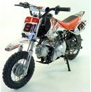 DIRT BIKE APOLLO 90 MINI AUTOMATIQUE DEMARREUR �LECTRIQUE
