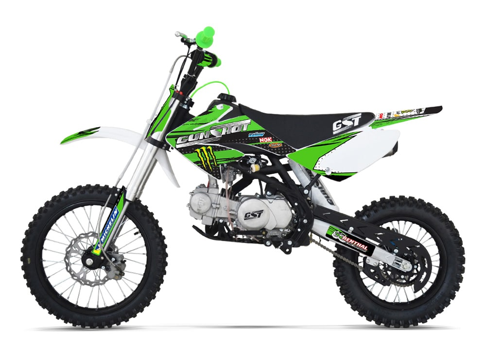 Dirt Bike, Dirt / Pit Bike de 70cc a 107cc  POCKETMOTORS.FR