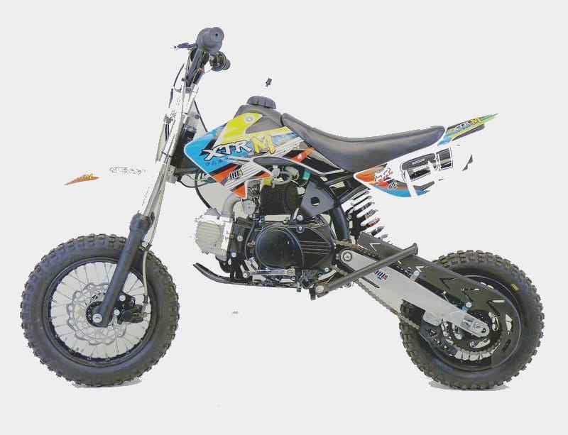 Dirt Bike 110 XT-R 110CC 2014 12-10 P