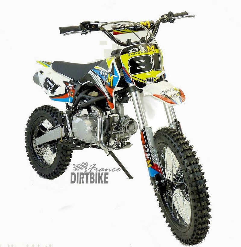 Dirt Bike  Crazy Moto