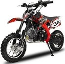 DIRT BIKE YMH 4S 50CC 4 TEMPS E-START
