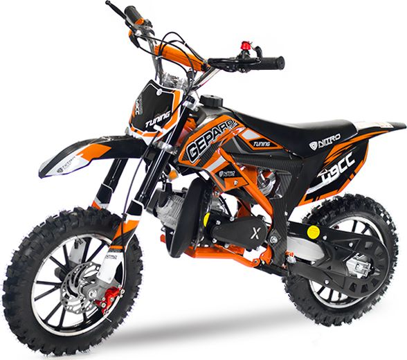 POCKET CROSS CHEETAH SPORT 10 POUCES 49CC 2 TEMPS