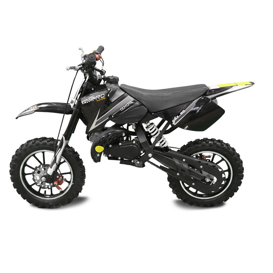 POCKET CROSS COYOTE 50 10 POUCES 49CC 2 Temps