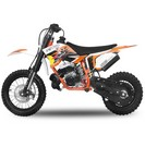 DIRT BIKE NRG 50 12/10 POUCES  RS  2 Temps 9cv
