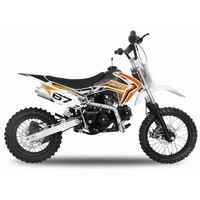 DIRT BIKE 110CC STORM 12-14P SEMI-AUTOMATIQUE M-START V2