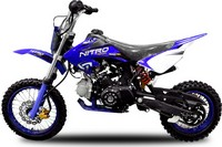 Dirt Bike 125 NXD 12-14 AUTOMATIQUE E-START