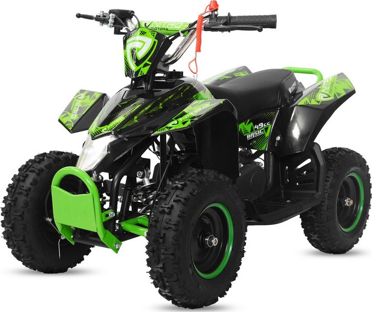 Pocket Quad MADOX POCKET QUAD 49CC 6 POUCES E-START basic