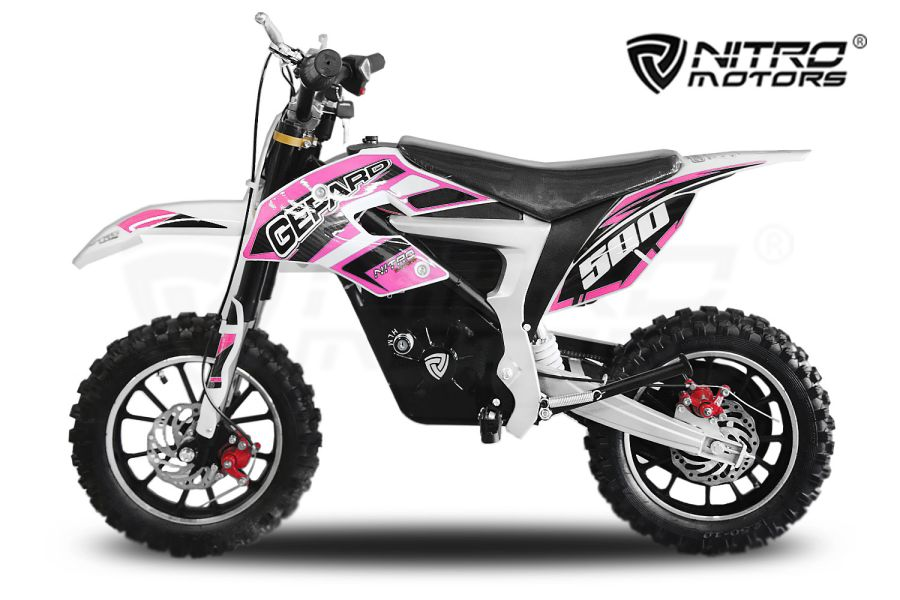 DIRT BIKE GEPARD 500W 24V ELECTRIQUE