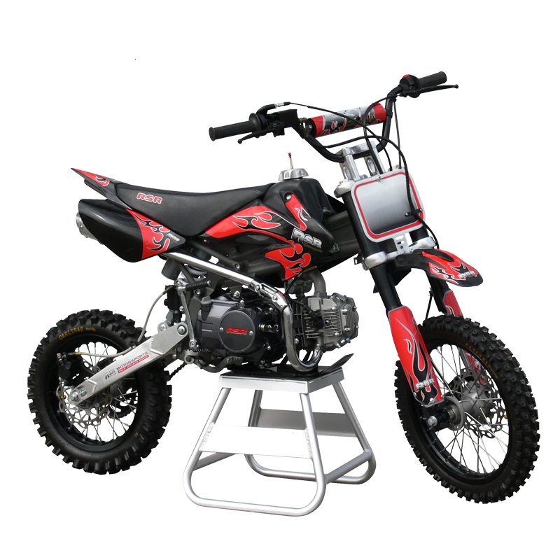 dirt bike rsr expert 125cc 2007. Black Bedroom Furniture Sets. Home Design Ideas