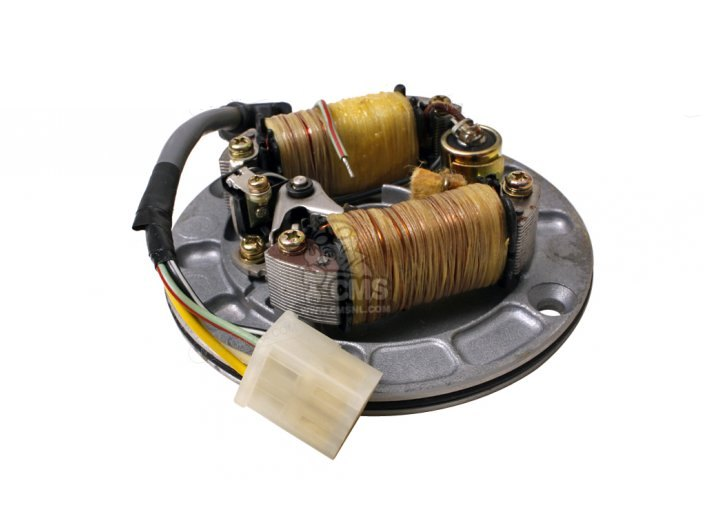 ALLUMAGE STATOR 6V DAX CF70 TYPE GENERAL EXPORT AUSTRALIE FRANCE