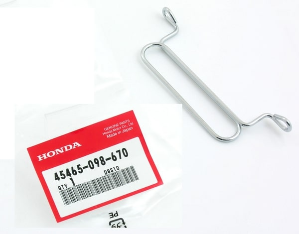 GUIDE CABLE HONDA DAX ST70 6V