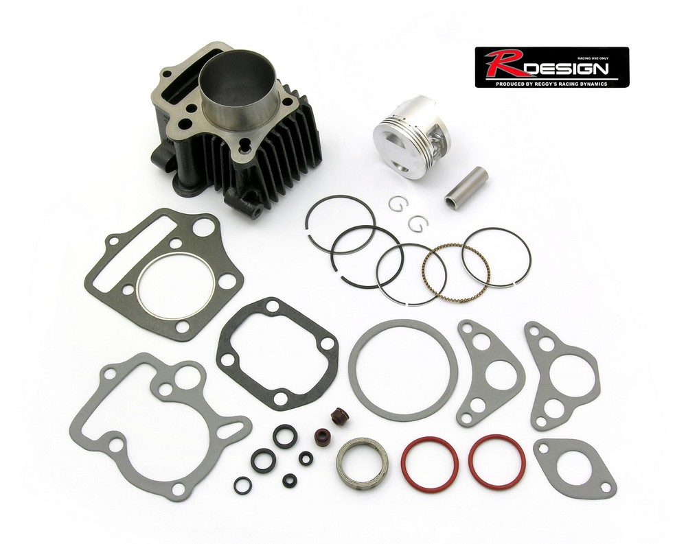 KIT CYLINDRE 85CC  R-DESIGN DAX 12V-50 HEAD