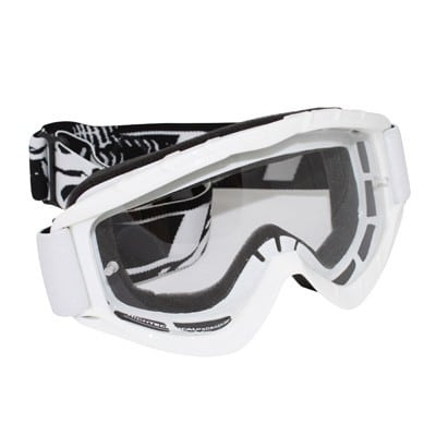 MASQUE  RC CROSS ENFANT BLANC