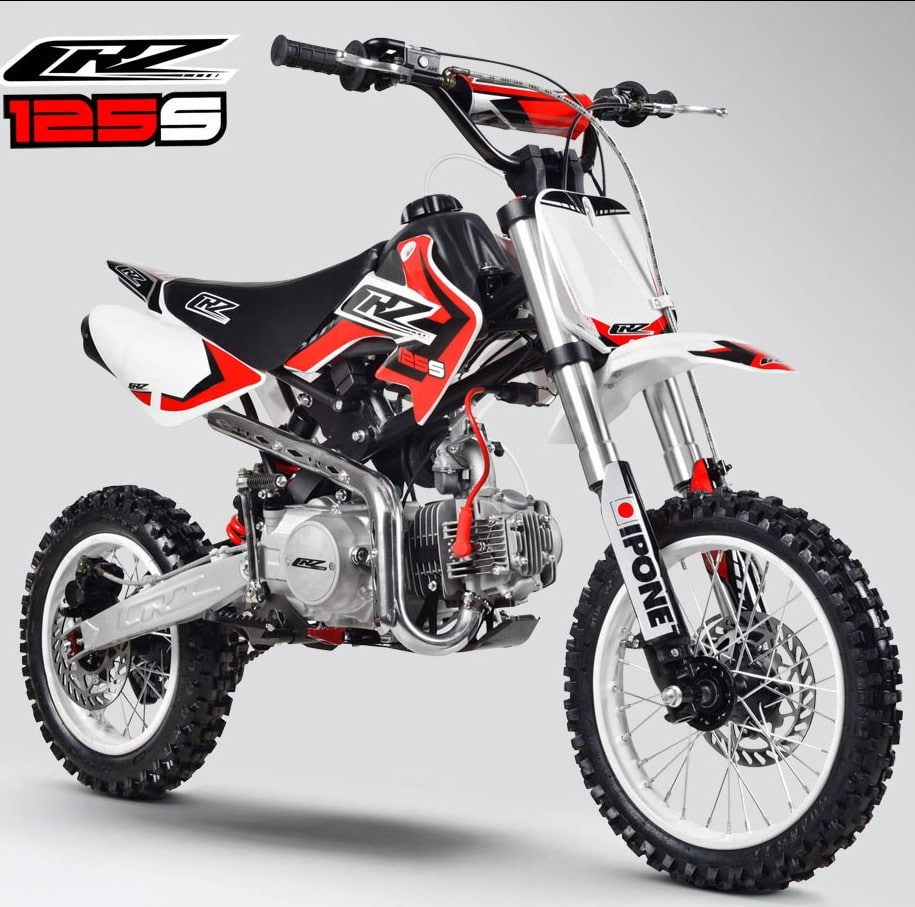dirt bike crz 125 s 2011 dispo 25 a ut. Black Bedroom Furniture Sets. Home Design Ideas