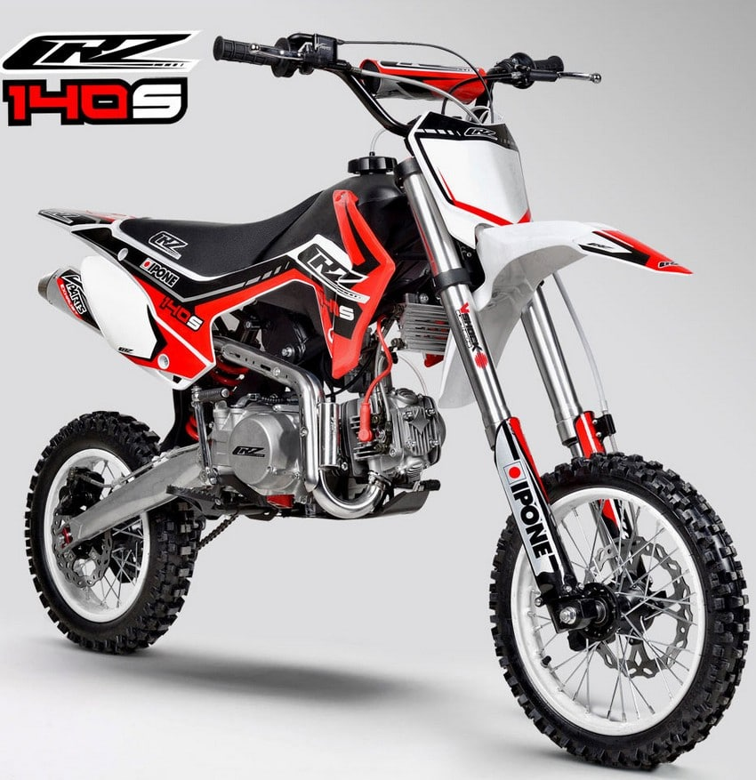 dirt bike crz 140 s 2012. Black Bedroom Furniture Sets. Home Design Ideas