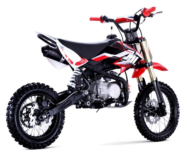 dirt bike d2 125 apollo 2012. Black Bedroom Furniture Sets. Home Design Ideas