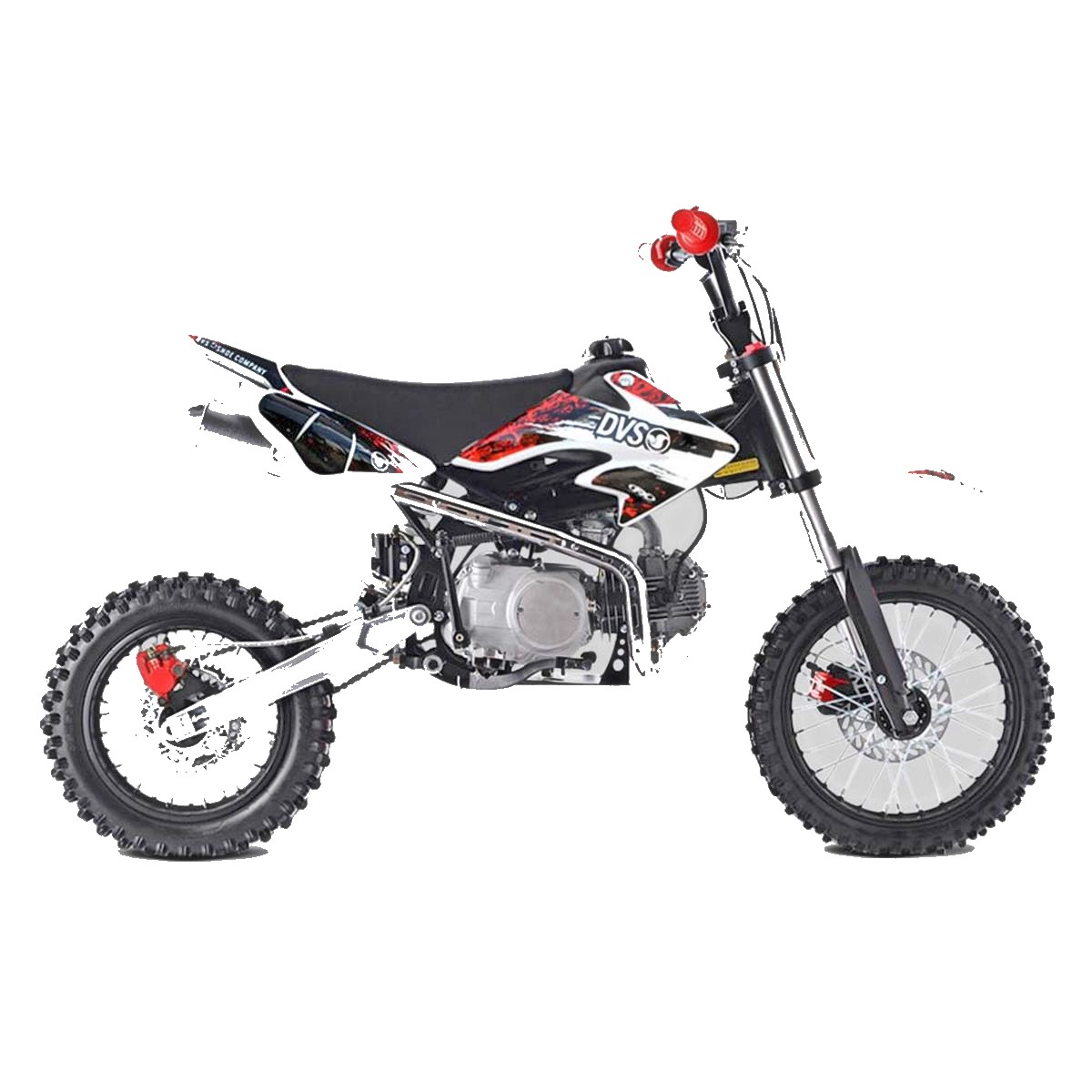 KIT DECO DVS CRF50 DIRT BIKE
