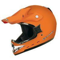 CASQUE CROSS CALIFORNIA MAT G-MAC ORANGE XS