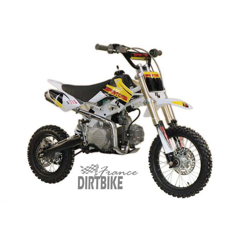 DIRT BIKE BS 125 BASTOS 2017