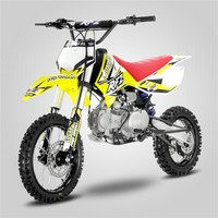 DIRT BIKE 125 MINICROSS APOLLO RFZ JUNIOR JAUNE 12-14