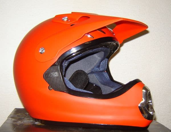 CASQUE CROSS G-MAC THH T-X10 BLEU M