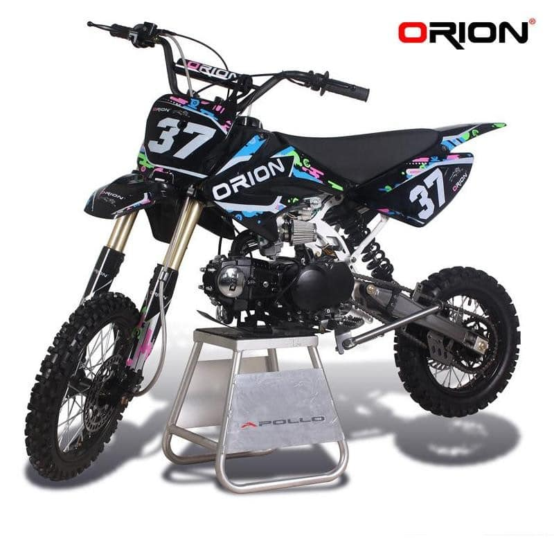 dirt bike 37 crf 125cc 2013 orion apollo. Black Bedroom Furniture Sets. Home Design Ideas