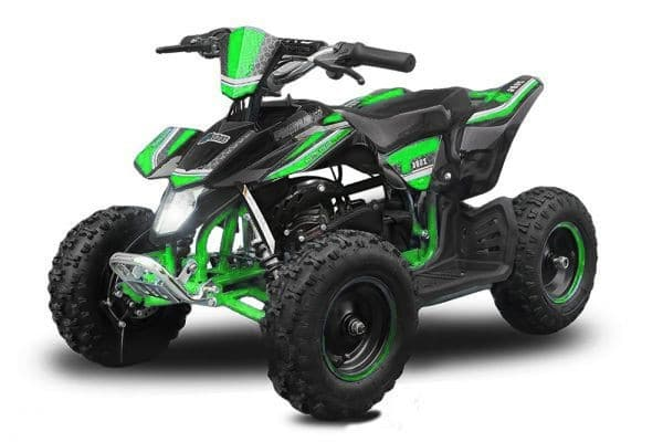 POCKET QUAD MADOX PREMIUM tuning 49CC 6 POUCES E-START 2 Temps