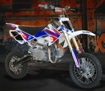 DIRT BIKE BS 140C BASTOS 12/14 EDITION