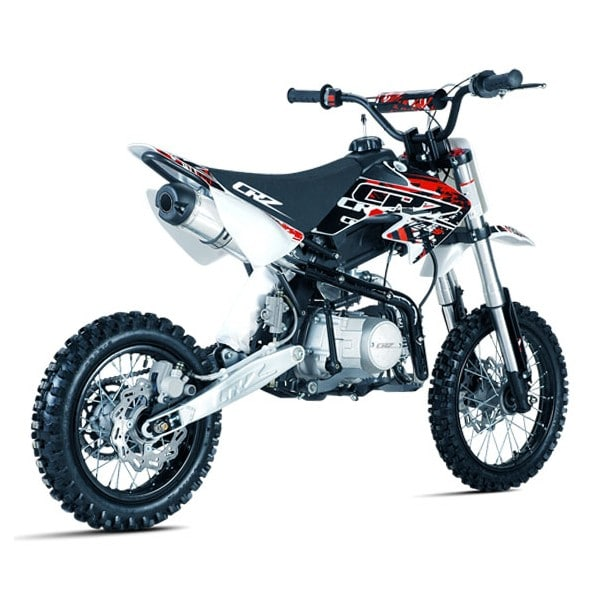 dirt bike crz 125 s semi auto 2012. Black Bedroom Furniture Sets. Home Design Ideas