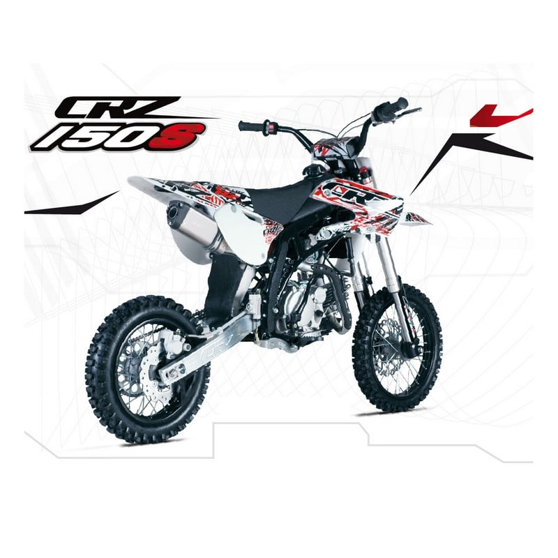 dirt bike crz 150 s 2012. Black Bedroom Furniture Sets. Home Design Ideas