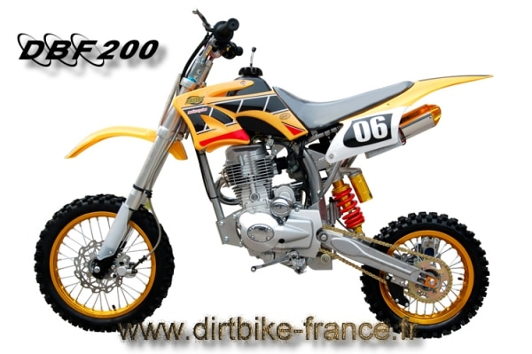 acheter dirt bike 200cc. Black Bedroom Furniture Sets. Home Design Ideas