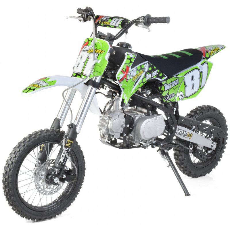 Dirt Bike 125 XTR 12-14P EXTREM ref : XTR-125-12-14