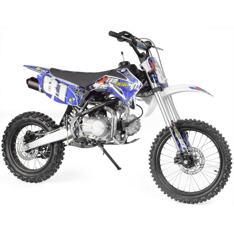 Dirt Bike 125 XTR 14-17P  XTREM ref : XTR-125-14-17