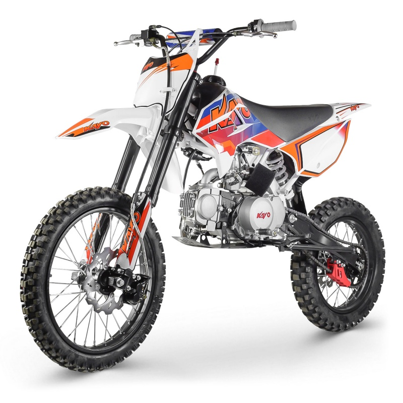 Dirt Bike 125cc KAYO 14-17P