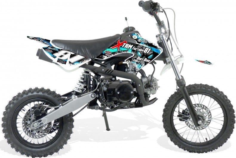 dirt bike pit bike 110cc. Black Bedroom Furniture Sets. Home Design Ideas