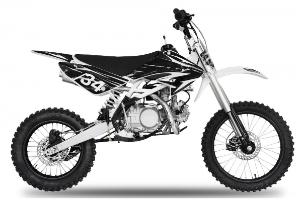 DIRT BIKE  140 MONSTER 14-17  2017