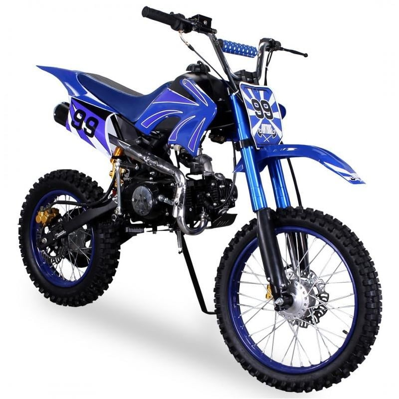 dirt bike pit bike 125cc. Black Bedroom Furniture Sets. Home Design Ideas