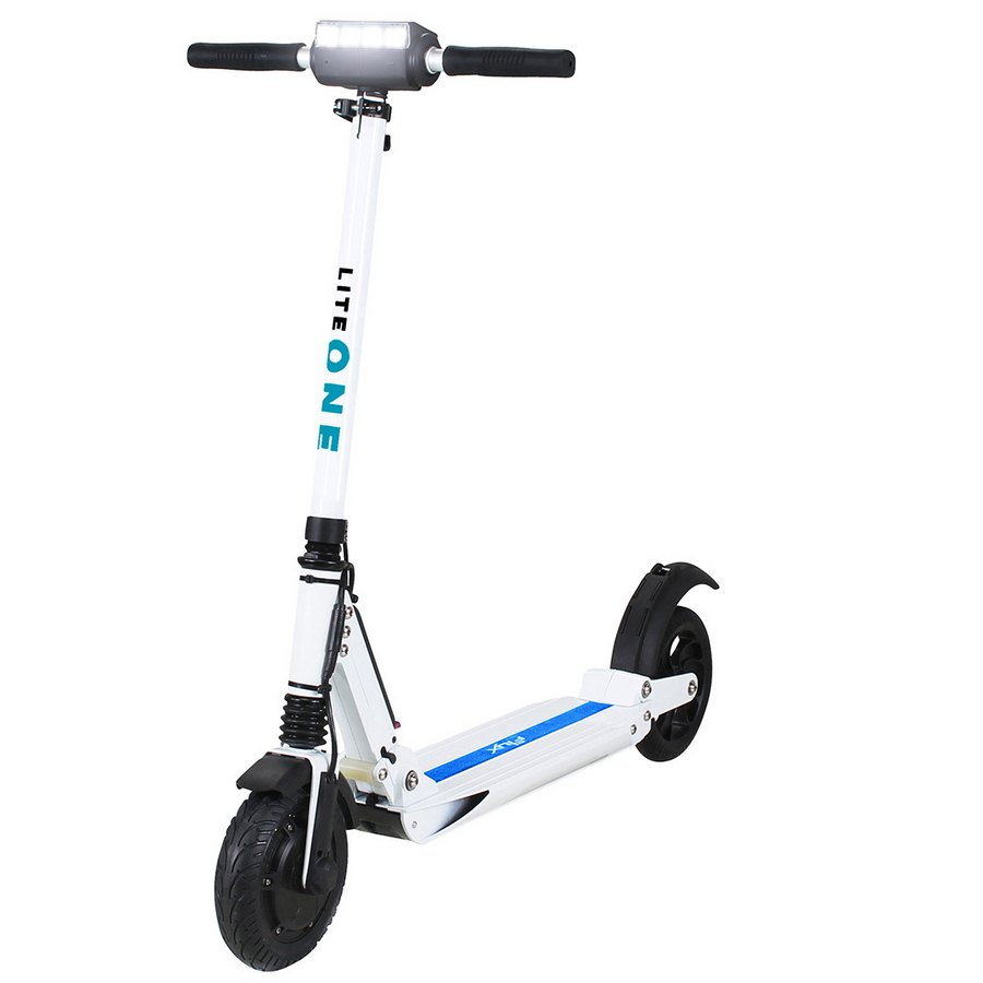 TROTTINETTE ELECTRIQUE E-FLUX LITE ONE 8 500W LITHIUM