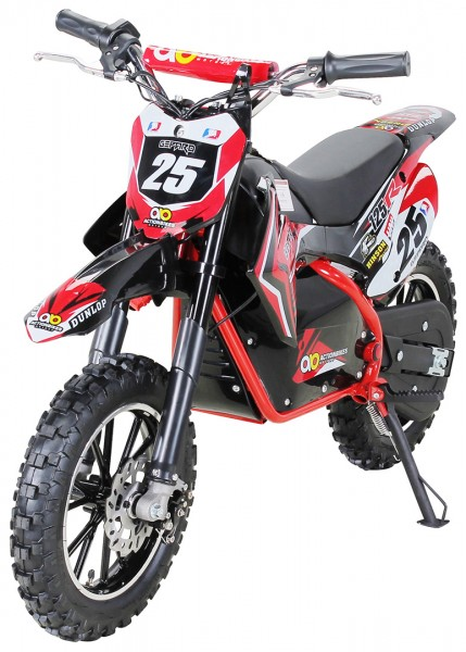 Dirt bike 500W 36V gepard Electrique